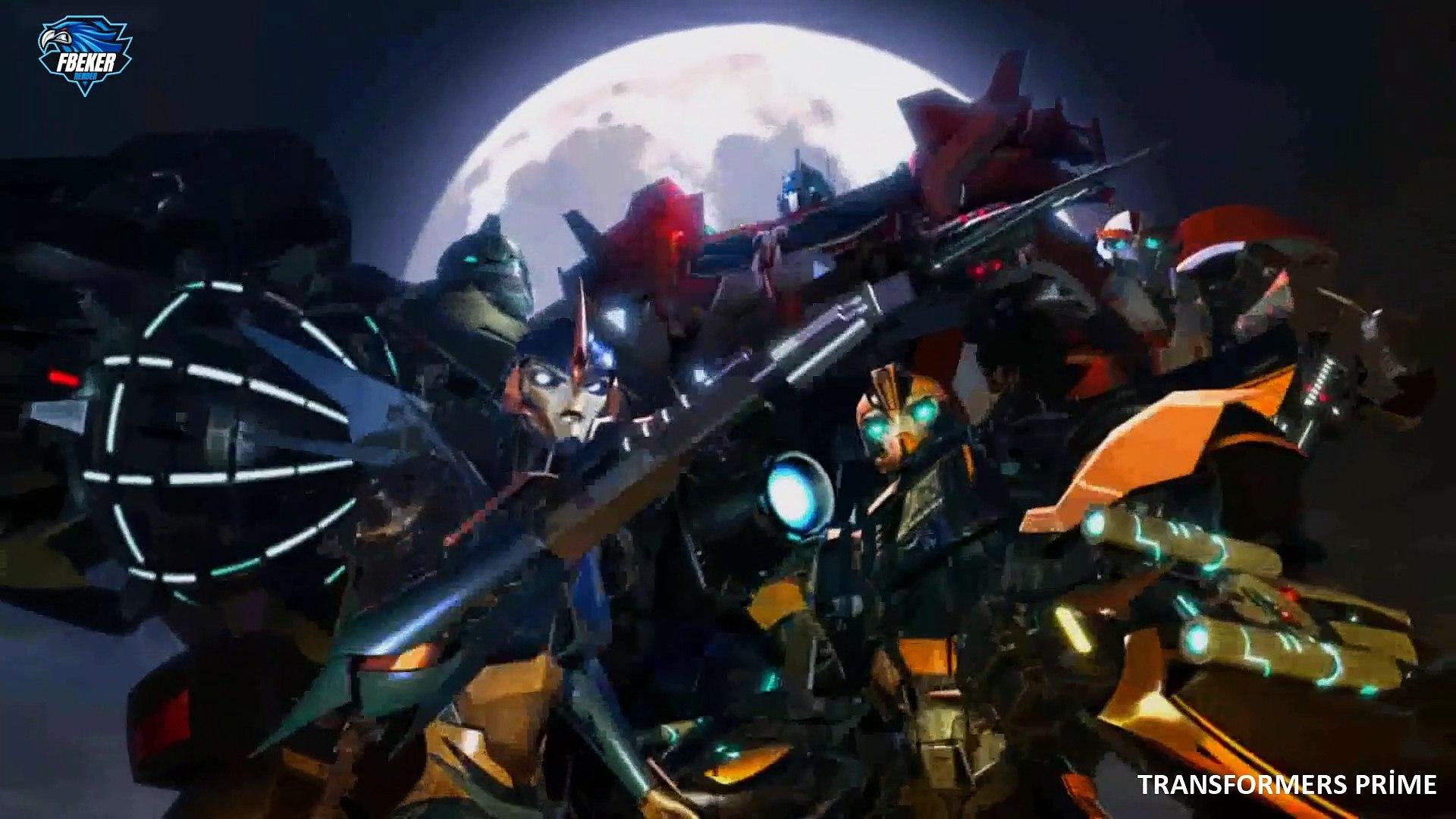 Transformers Prime 59.Bölüm Artı Bir Full Hd