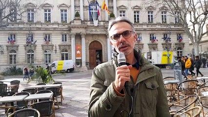Sondage sur les municipales à Avignon