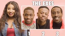 3 Ex-Boyfriends Describe Their Relationship With the Same Woman - Jelenny