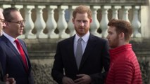 Prince Harry: Just call me Harry