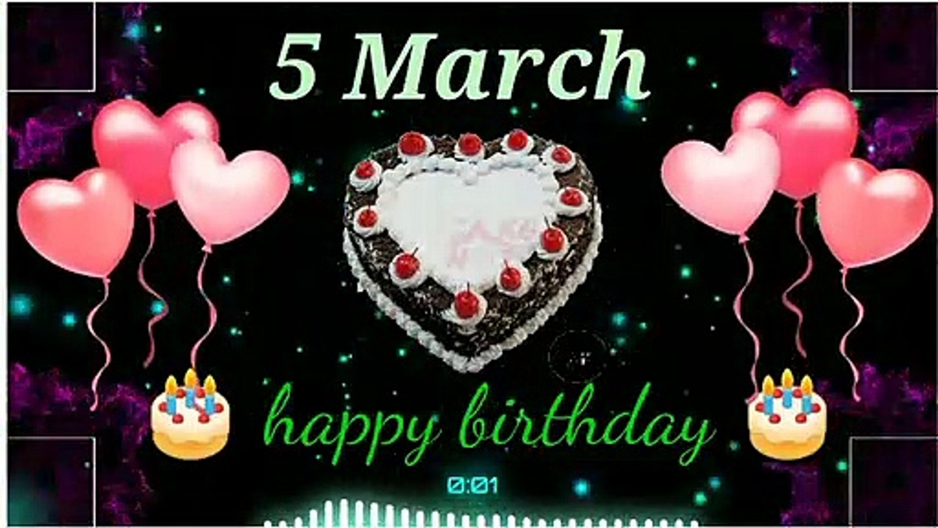 5 march birthday status|| birthday status