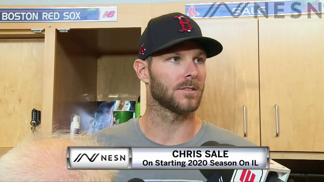Chris Sale Reacts To Starting 2020 Red Sox Season On Injury List