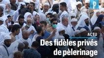 Coronavirus : l'Arabie saoudite suspend les pèlerinages vers La Mecque