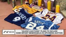 Kobe Bryant Memorabilia To Be Auctioned Off At Julien's Auctions Event
