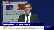 """Coronavirus: Olivier Véran annonce que """"15 millions de masques ont été déstockés"""""""