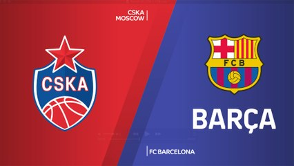EuroLeague 2019-20 Highlights Regular Season Round 26 video: CSKA 80-82 Barcelona