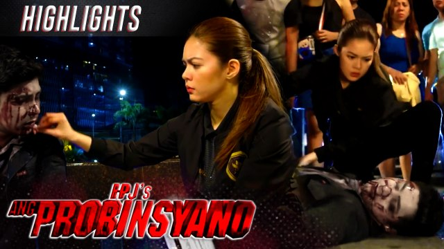 Roxanne throws snide remarks at Cardo as she treats his wounds | FPJ's Ang Probinsyano
