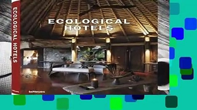 Popular Ecological Hotels (Luxury) - Teneues