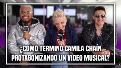 Así convenció Camila Chaín a su novia de protagonizar un video musical