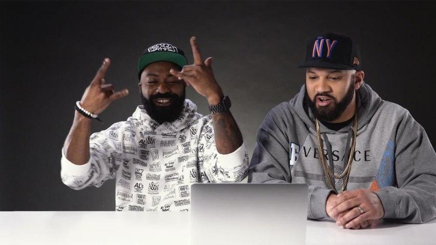Desus & Mero React To New Rap Hits (Jack Harlow, TOKYO'S REVENGE, Sada Baby) | The Cosign