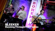 Dailymotion Elevate: Bleeker - Running Through The Flames   Cafe Bohemia, NYC