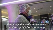 Beijing factories taking preventative measures against coronavirus