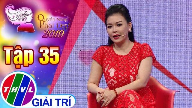 Ốc Thanh Vân, Hoàng Rapper, MC Quỳnh Giang đưa ra ví dụ cụ thể về người phụ nữ thực tế thông minh | Quyền năng phái đẹp 2019 - Tập 35