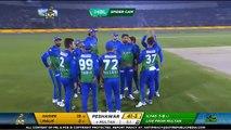 Peshawar Zalmi vs Multan Sultans - Full Match Instant Highlights - Match 8 -MBA TV - HBL PSL 2020