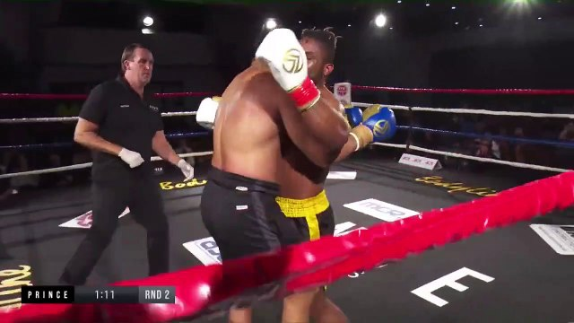 Christian Ndzie Tsoye vs Hunter Sam (15-02-2020) Full Fight