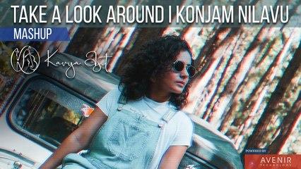 Limp Bizkit -Take a Look Around & Konjam Nilavu Mashup | Kavya Ajit