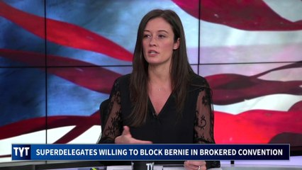 Superdelegates Say They'd Rather DESTROY The Party Than Give Bernie Sanders Nomination