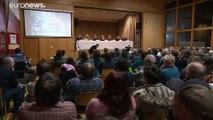 Un village suisse risque dix ans d'exil à cause d'un dépôt de munitions
