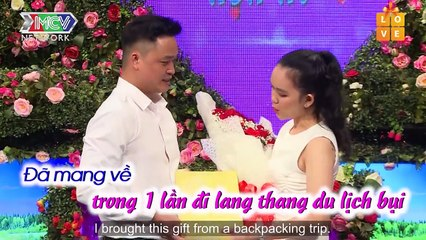 Wanna Date 521 - The host gets mad with the man who reverses the final decision