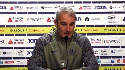 """""""Bien sûr que notre orgueil est touché"""", Denis Zanko avant TFC/Rennes"""