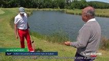 Règles de Golf : la zone à pénalité (n°4)