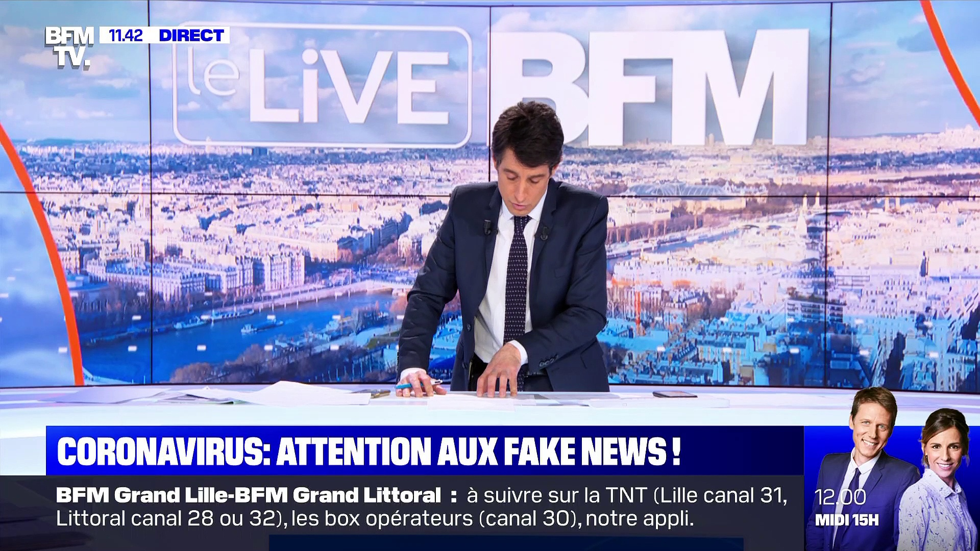 Coronavirus: attention aux fake news ! – 28/02