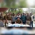 शाहजहांपुर- गर्लफ्रेंड की जरुरतों को पूरा करने चोर बन गए तीन युवक, पुलिस ने पकड़ा
