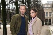 David Beckham: Süßes Andenken an erstes Treffen mit Vic