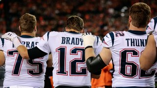 Tom Brady Is Not The Only Free Agent The Patriots Are Hoping To Re-Sign
