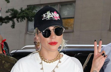 Lady Gaga put all of her heart and pain into her upcoming album