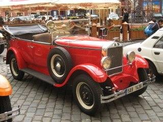 Der Praga Alfa
