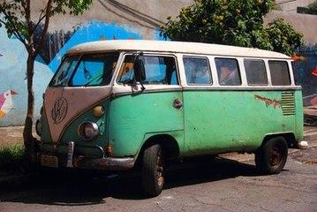 Der VW Bulli
