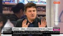 """EXCLU - Virus: L'urgentiste Patrick Pelloux demande l'annulation du semi-marathon de dimanche à Paris par """"mesure de précaution"""" - VIDEO"""