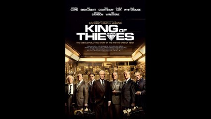 I'm the Guv Now-King of Thieves-Benjamin Wallfisch