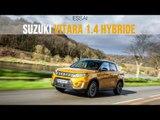 Essai Suzuki Vitara 1.4 BoosterJet SHVS 48V 2020