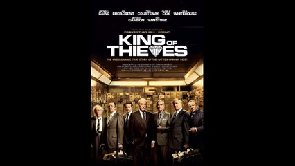 Police Sting-King of Thieves-Benjamin Wallfisch