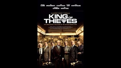 Reader Arrested-King of Thieves-Benjamin Wallfisch