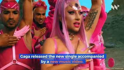 Lady Gaga Releases 'Stupid Love' and Discusses New Album
