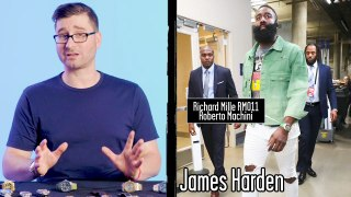 Watch Expert Critiques Athletes' Watches (NBA, NFL, Soccer) Part 2