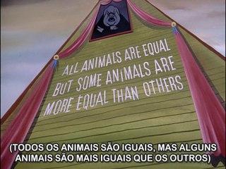 A Revolução dos Bichos (Animal Farm: A Fairy Story - George Orwell) {1954} [FullHD - Legendado Pt-BR]