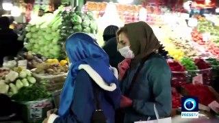 US sanctions affect Iran's efforts against new coronavirus