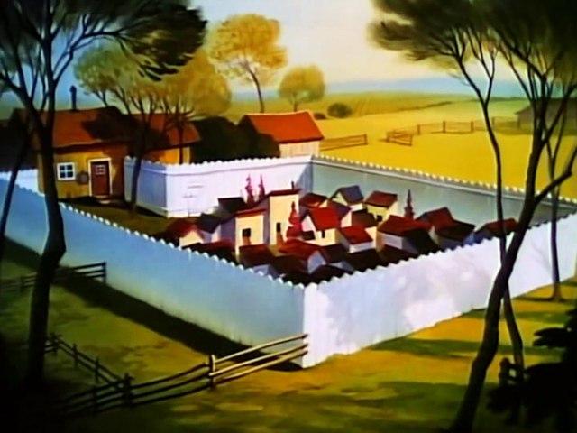 Chicken Little (O Pintinho Ingênuo) {1943}  [FullHD - Legendado/Dublado BR]