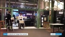 Paris : incidents en marge du concert de Fally Ipupa