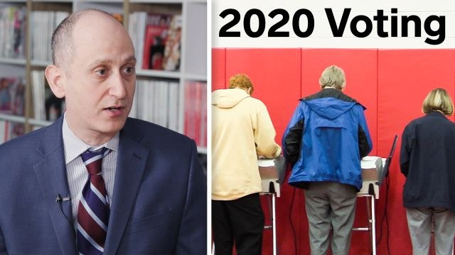 Voting Expert Explains How Voting Technology Will Impact the 2020 Election