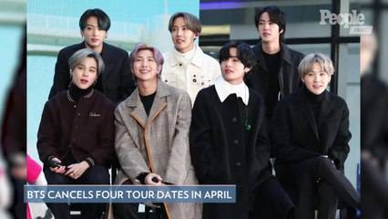 BTS Cancels Concerts in South Korea Over Coronavirus Fears as Green Day Follows Suit
