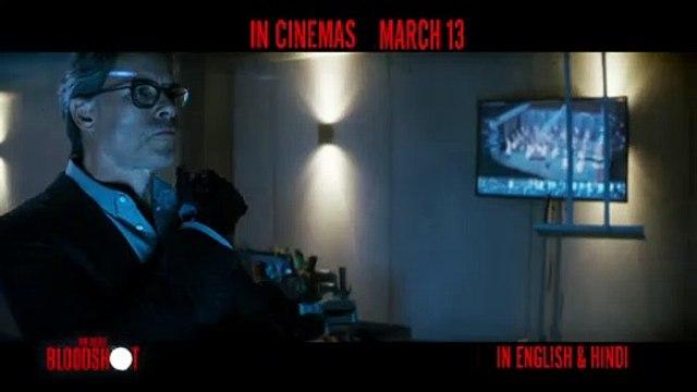 Bloodshot Movie - Vin Diesel - Ultimate living weapon