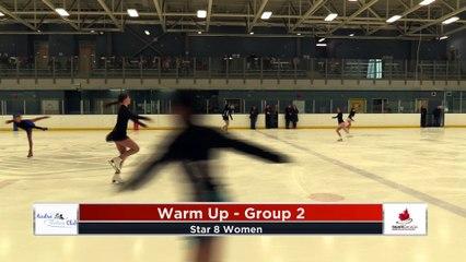 STAR 8 Women Free Program - 2020 Calgary Winter Combined Invitational - Rockyview County Arena (3)