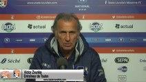 (J22) Laval 3 - 0 Toulon, les réactions