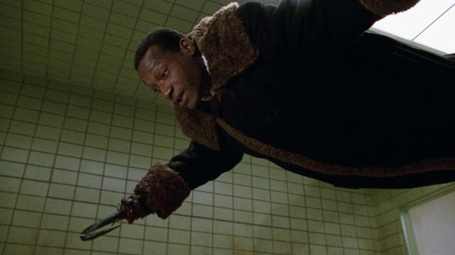Candyman movie (1992) -  Virginia Madsen, Tony Todd, Xander Berkeley