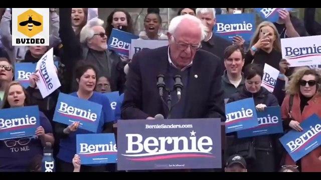 Senator Bernie Sanders Rally in Columbia, South Carolina